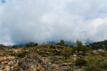 Turkey Feitexiyeli west road scenery
