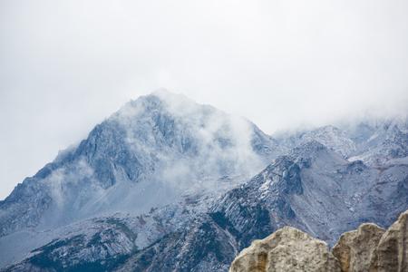 Jade Dragon Snow Mountain of China