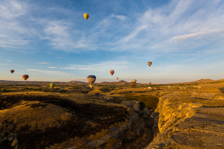 Turkey Goreme scenery