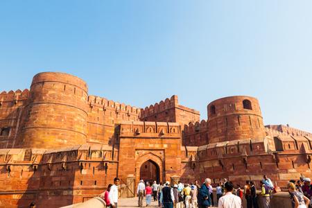 India  Agra Fort 版權商用圖片 - 98498952
