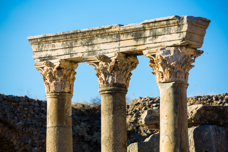 Ancient Greek cultural sites in Ephesus, Turkey