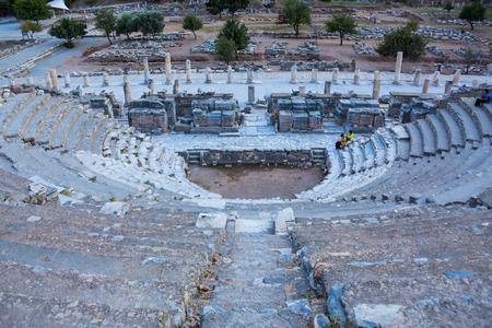 The small theatre in Turkey