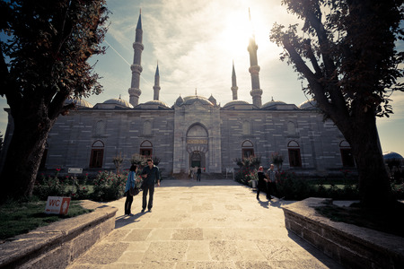 Edirne Selim Jerzy mosque in Turkey
