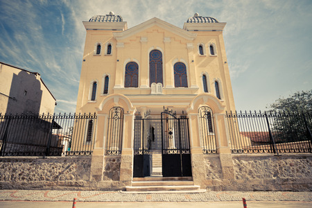 Turkey Edirne Synagogue