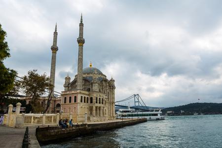 Istanbul Okakoy Mosque