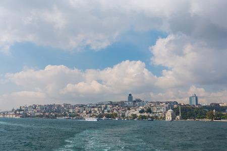Istanbul ocean scenery