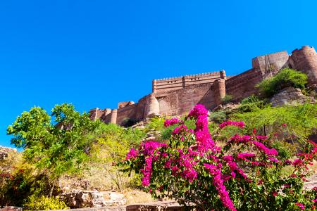 Fort Melangal, Jodhpur, India