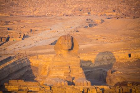 Egyptian Giza Sphinx