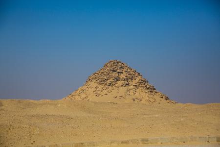 Egypt Giza Usselkaf Pyramid