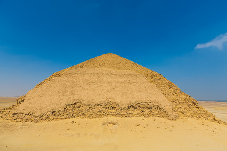 Giza Pyramid, Egypt Banco de Imagens