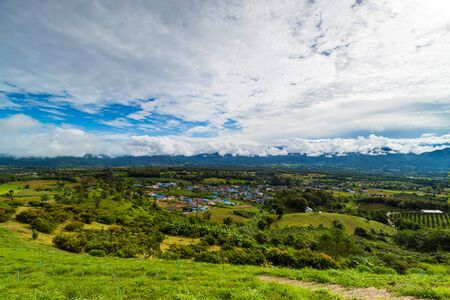 Mountain County, Pai, Thailand