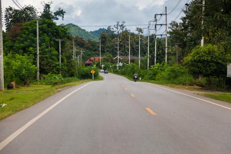 Chiang Mai, Thailand to Pai Mountain Road Editorial