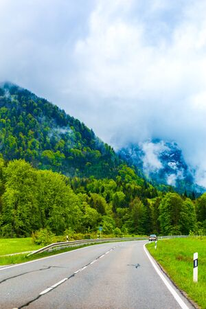 Germany Berchtesgaden scenery