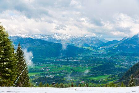 Jena, Berchtesgaden, Germany Banque d'images