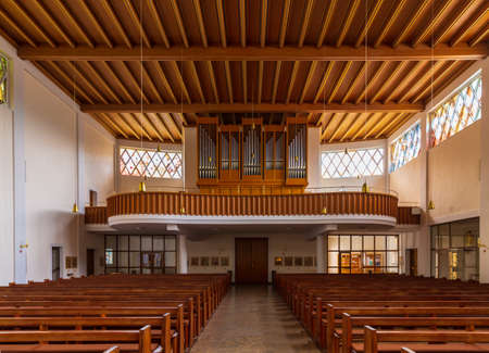 Triberg Church, Germany