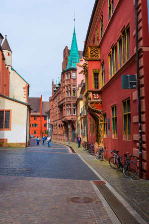 Historic District of Freiburg, Germany