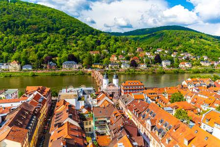 Scenery of Heidelberg, Germany