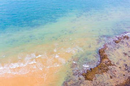 Coastal scenery of Lingao County, Hainan Province, China