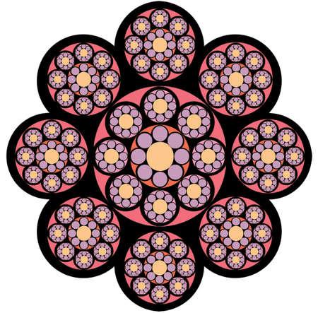 pal: sigle logo fractal III