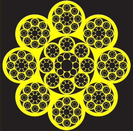 sigle logo fractal IV