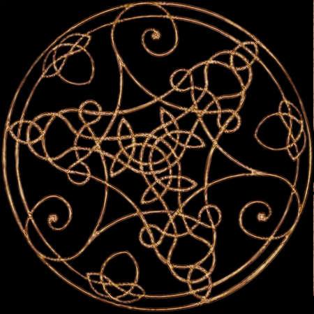 mythologie: Celtic Mandala V