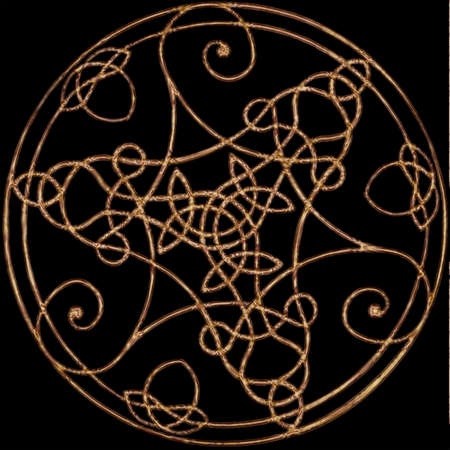 Celtic Mandala V
