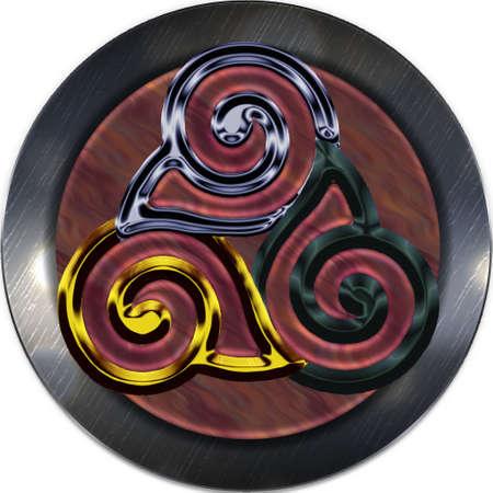 Celtic Cross Full Metals II
