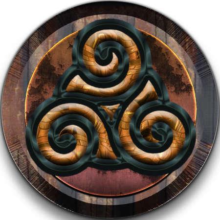 triskel: Celtic Cross Full Metals V