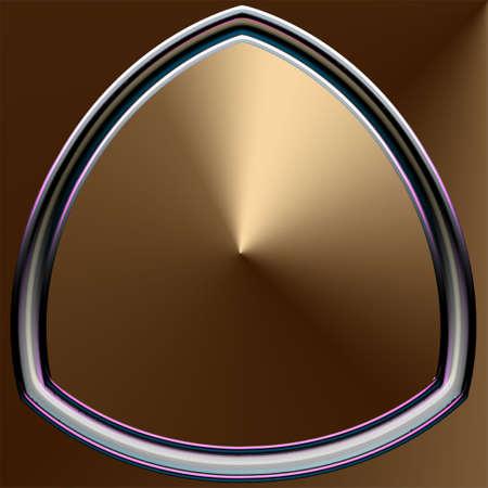 Cadres Triangulaires IV Illustration
