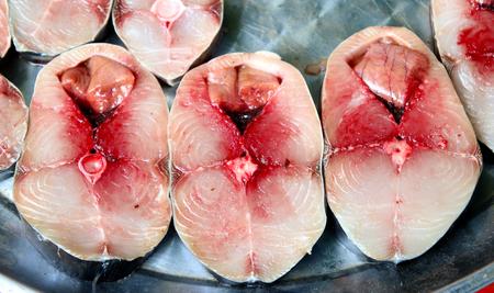 blubber: fish slice