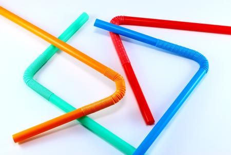 straws: Straws Stock Photo