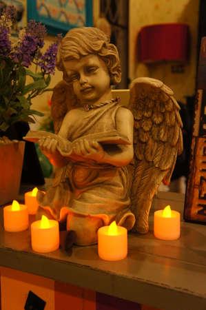Cupid decoration Stock Photo - 26333258