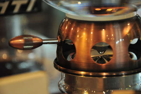 coffeetree: Dutch Coffee Maker,Coffee-Tree Cafe,Sriracha,Chonburi,Thailand.