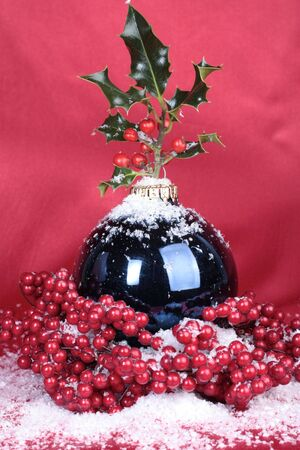 Christmas decorations closeup Stock Photo - 6070416