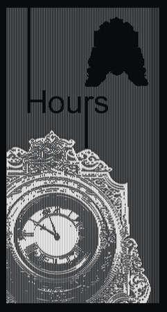 desktop  hours  Vector