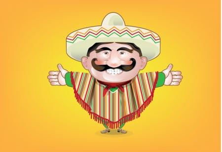 poncho: Man Mexican Food
