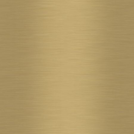 Brushed gold background which will tile seamlessly. Stock Photo