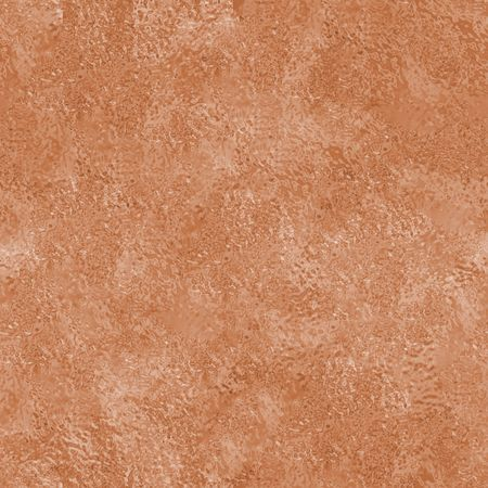 Terracotta Stipple background which will tile seamlessly Stock Photo