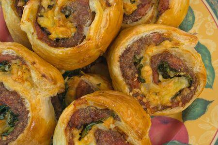 savoury: Freshly Baked Savoury Pastries