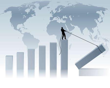 desarrollo econ�mico: para crear un gr�fico de barras