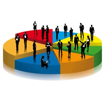 financial adviser Stock Vector - 4658574