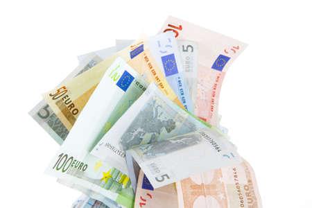 financially: euro money