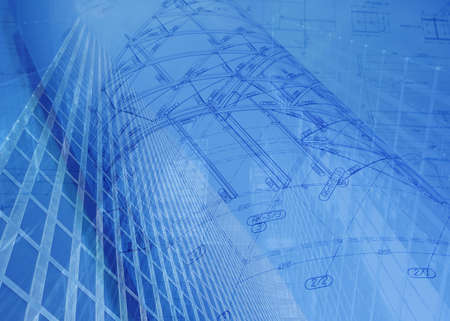 architectural drawing photo