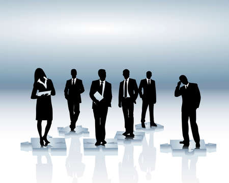 collegial: business team and functions