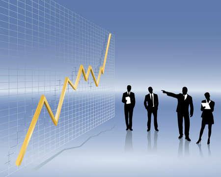 omzet: financieel adviseur
