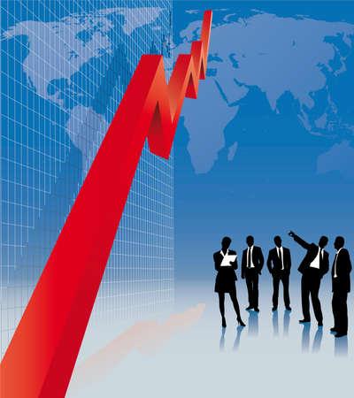 grafico vendite: Sviluppo vendito