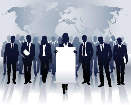 international company Stock Vector - 4739746
