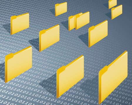 data synchronization: data folder