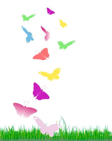 funding: springtime Illustration