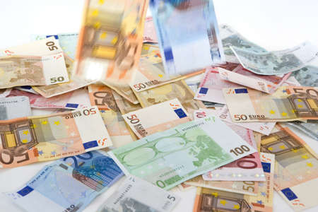 billets euros: Euro Money